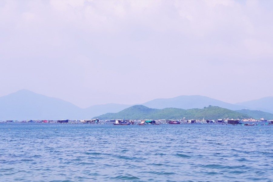 Son Dung Beach is one of the most beautiful and fascinating spots in Nha Trang