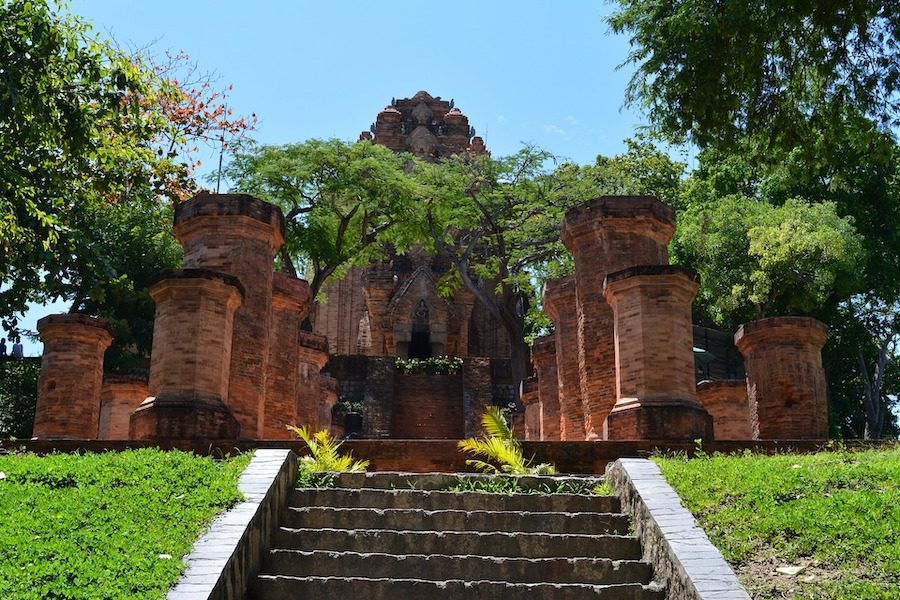 Best Places to Visit in Nha Trang Po Nagar Charm Towers