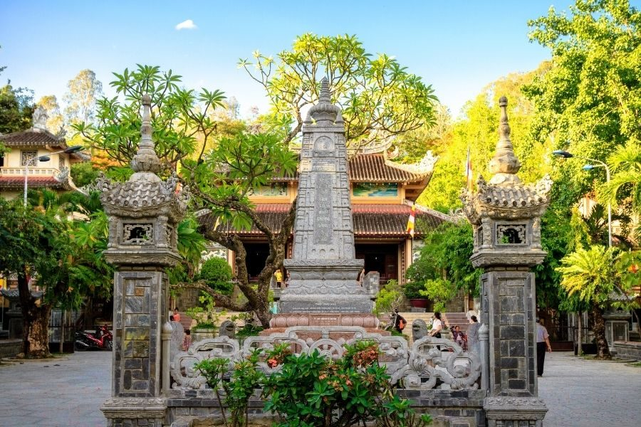 Best Places to Visit in Nha Trang Long Son Pagoda