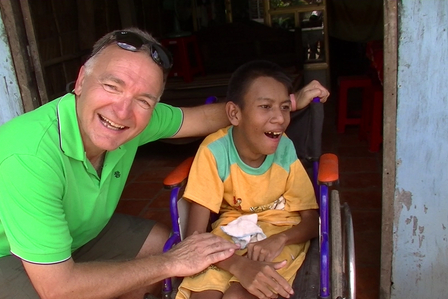 Community Stories: Terry D Kozlyk, A Volunteer Videographer for a Children's Mission in Vietnam
