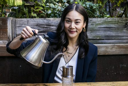 Community Stories: Sahra Nguyen, First Ever Vietnamese American And Woman-Owned Importer Of Premium Vietnamese Coffee Beans