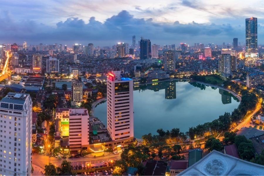 Where to stay in Hanoi West Lake Area