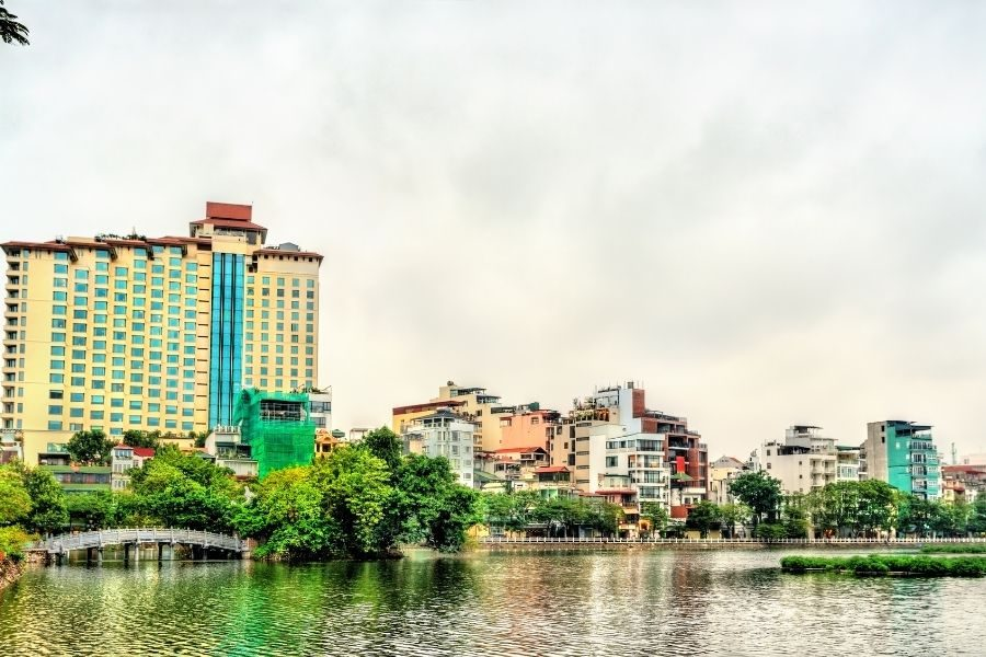 Where to stay in Hanoi Tay Ho West Lake