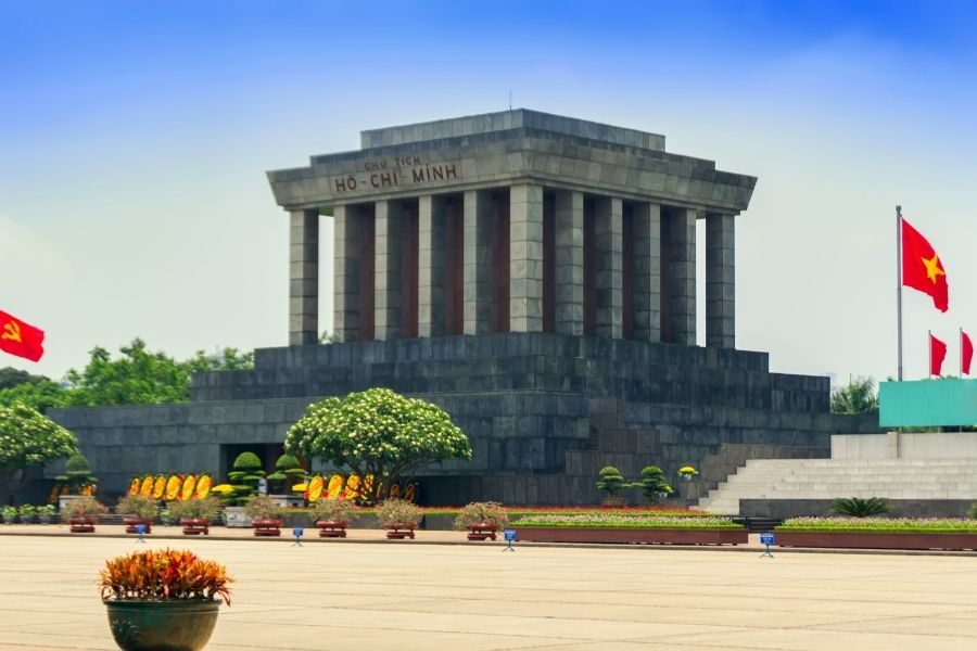 Where to stay in Hanoi Ho Chi Minh Mausoleum