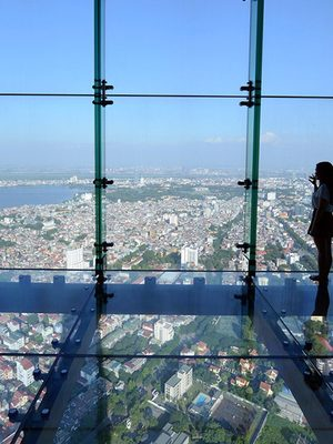 Lotte Observation Deck