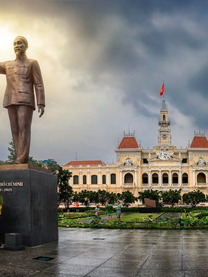 The Ho Chi Minh City People's Committee Building