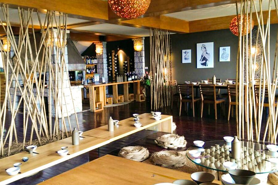 The Hill Station Signature Restaurant & Boutique Hotel