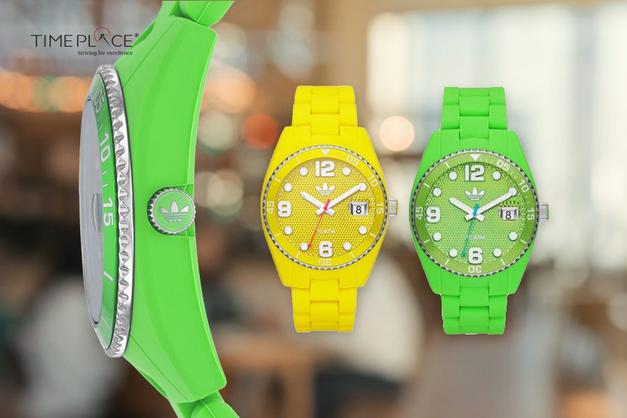 Be outstanding! Get this trendy Adidas watch!