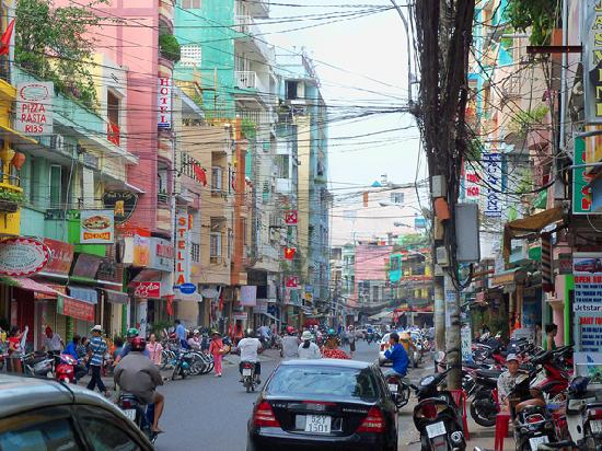 One Day Left in Ho Chi Minh City
