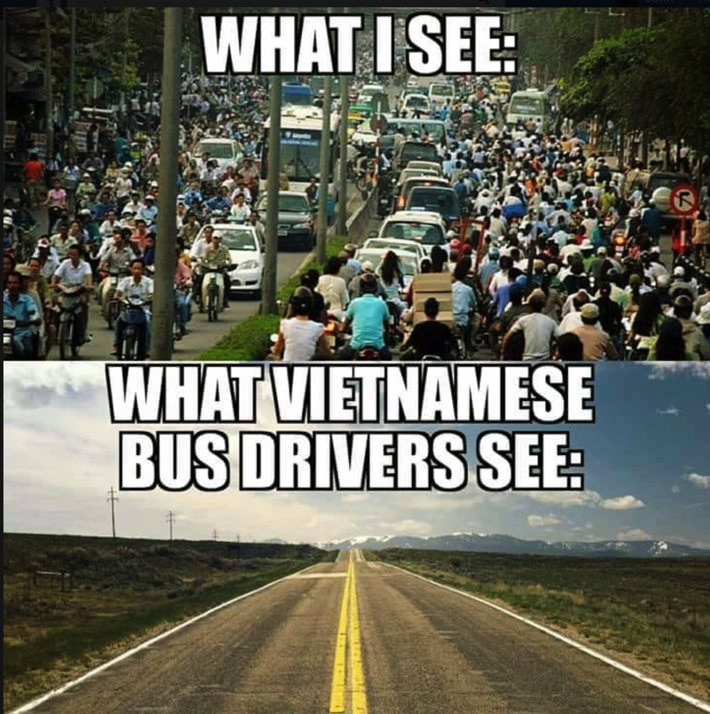 Riding a Bus in Vietnam is Crazy