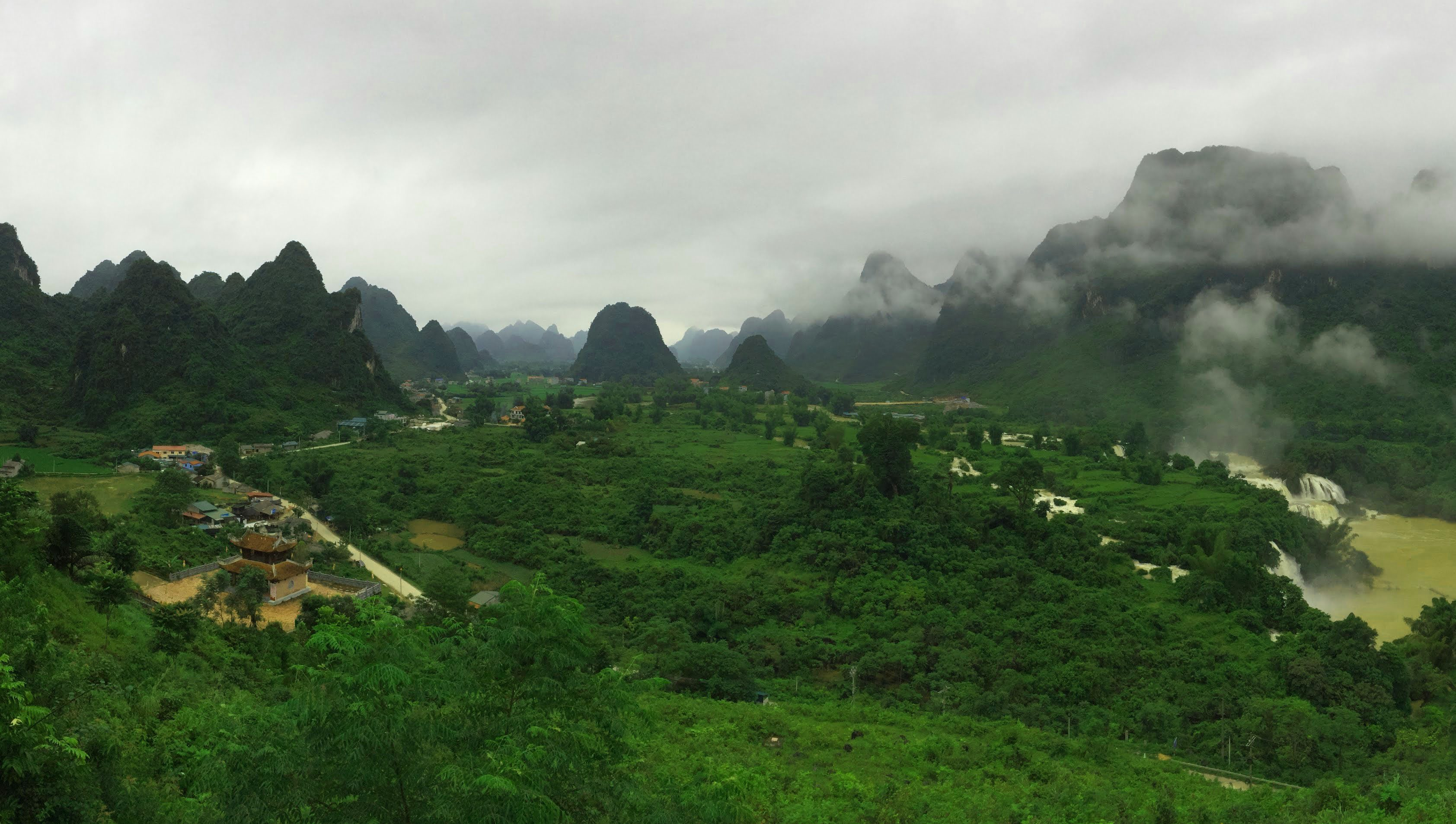 My tour trip in Cao Bang