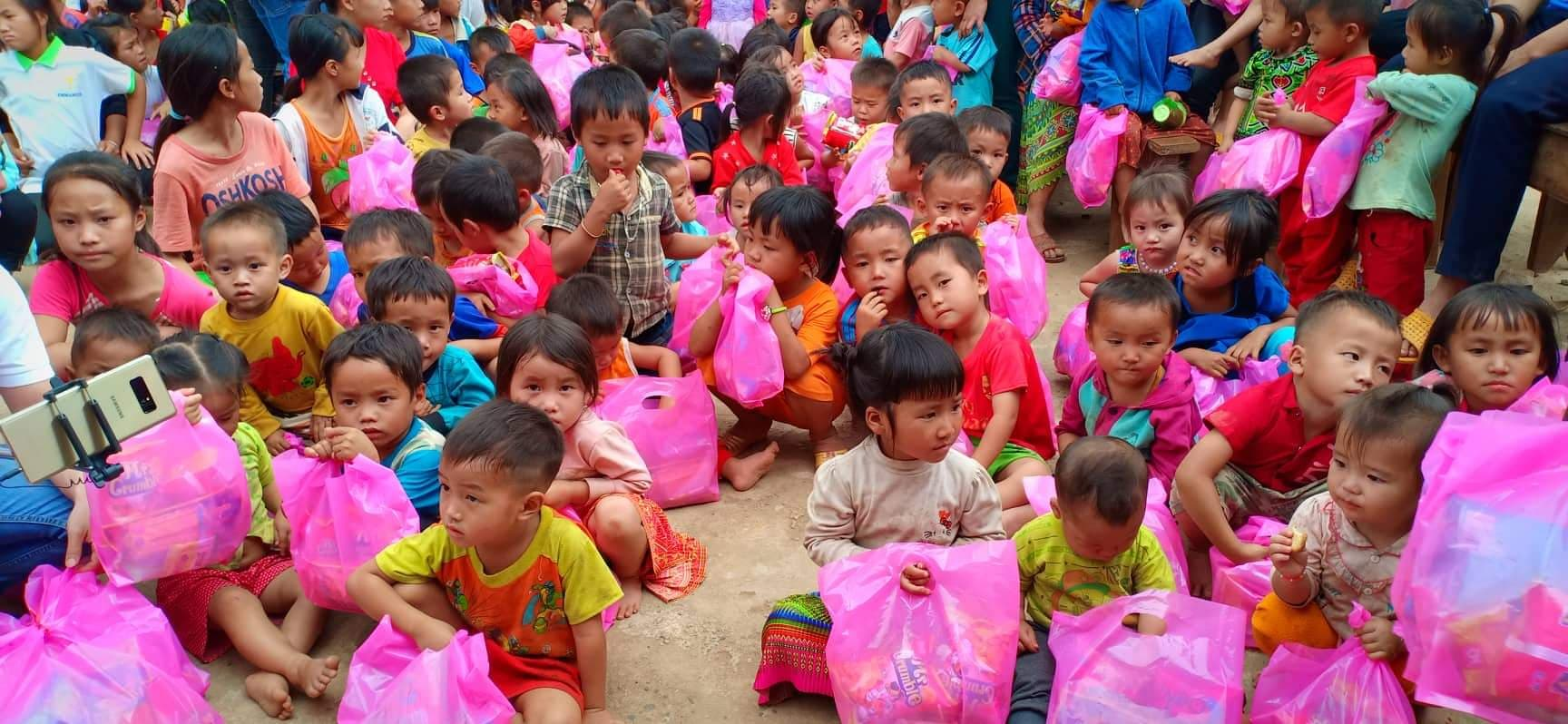 Warm Spring for H'mong people in Dak Nong