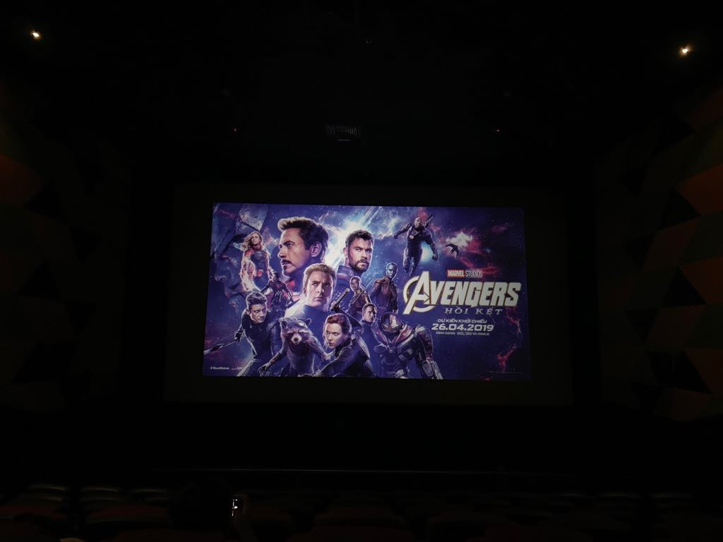 ENDGAME - A TOTALLY UNEXPECTED MOVIE (AND THAT'S A GOOD THING)
