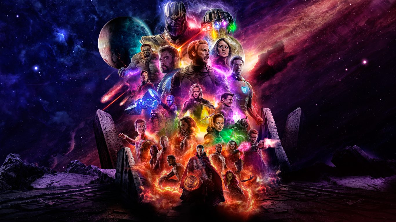 AVENGER'S ENDGAME: THE MASSIVE ENDING FOR AN SUPERHERO ERA