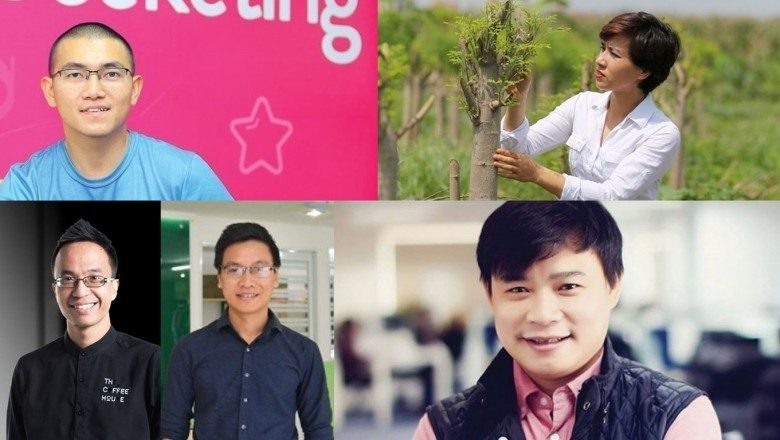 1 in 4 Vietnamese want to do business