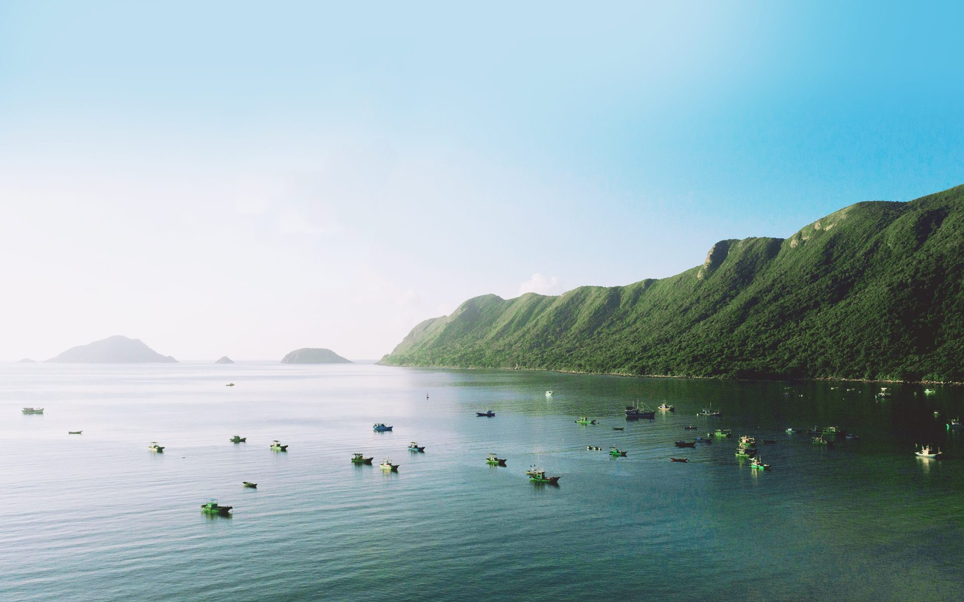 A beautiful archipelago from Ho Chi Minh City just a few hours away