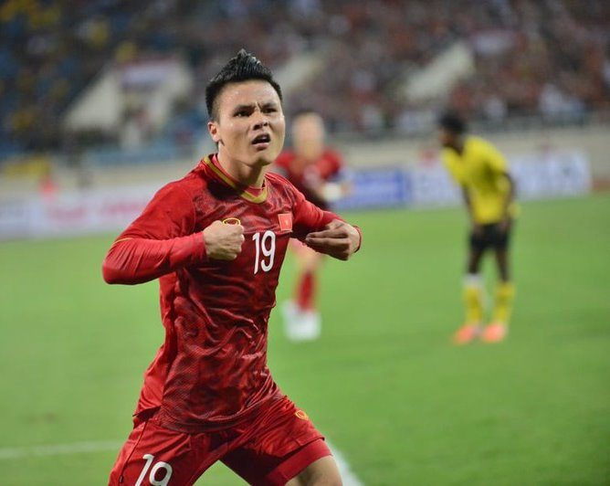 Vietnam outlasts Malaysia in World Cup qualifier