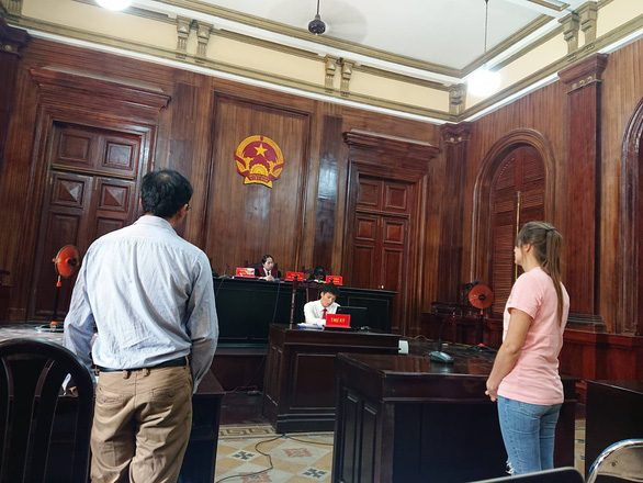 Russian female has been sentenced in Vietnam for three years