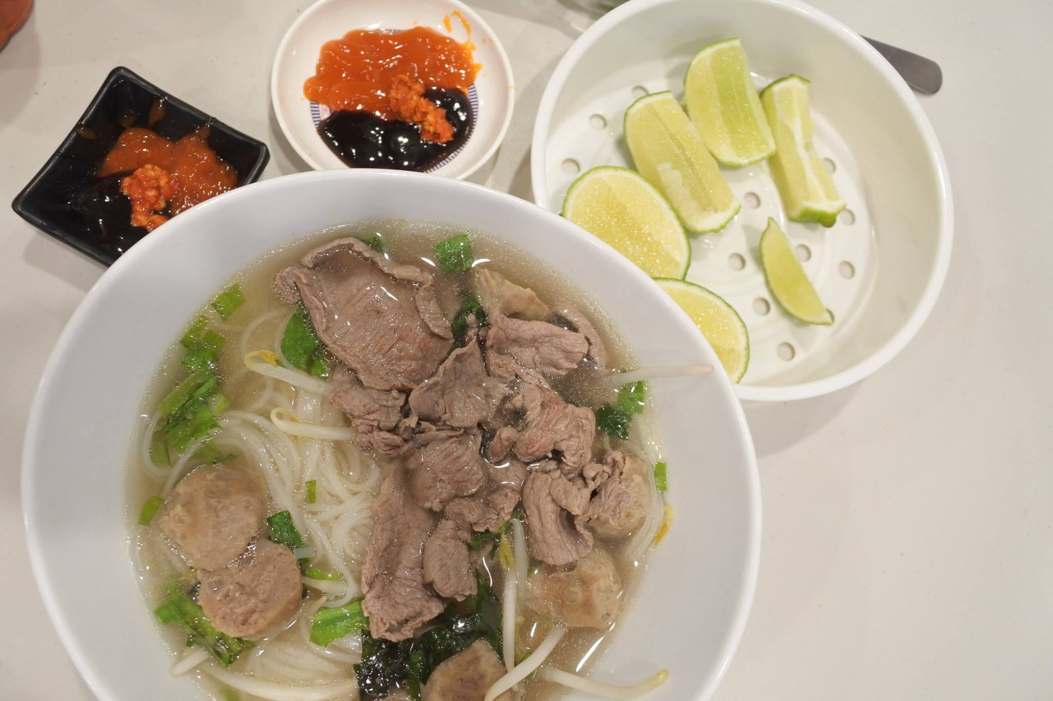 The love story behind Phở
