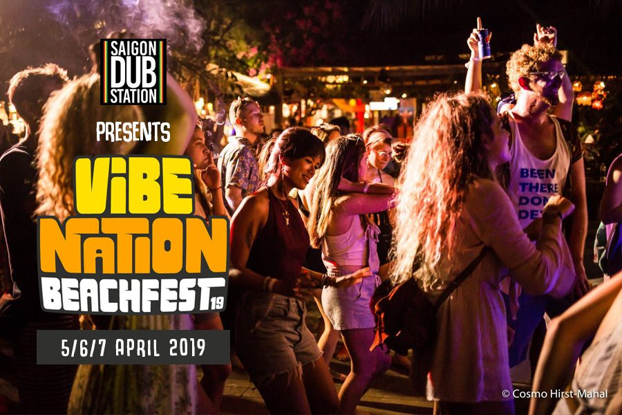 Dance Your Nights Away with Vibe Nation Beach Fest!