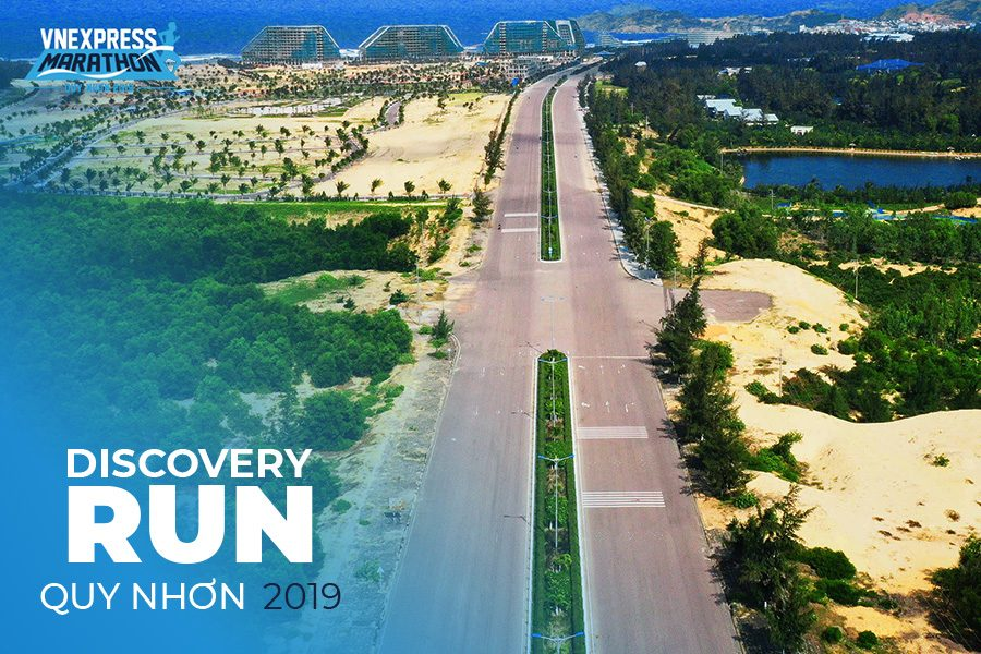 Join short race run, running at Marathon Quy Nhon, 2019!