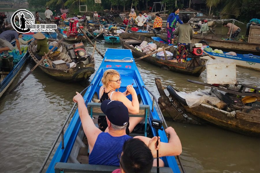 Mekong Delta Tour For 2 Days Explore Cai Rang Floating Market