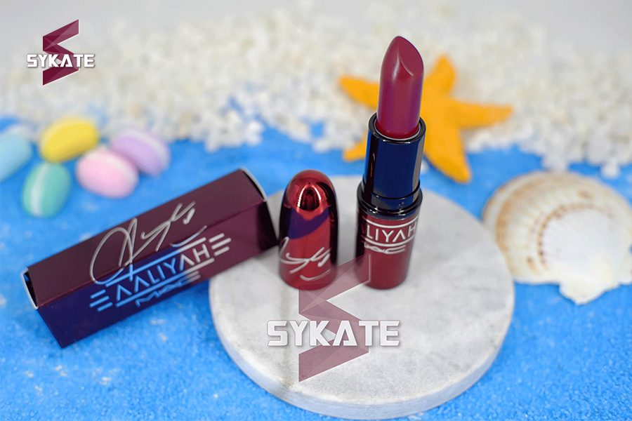 Turn heads with MAC x Aaliyah Lipstick!