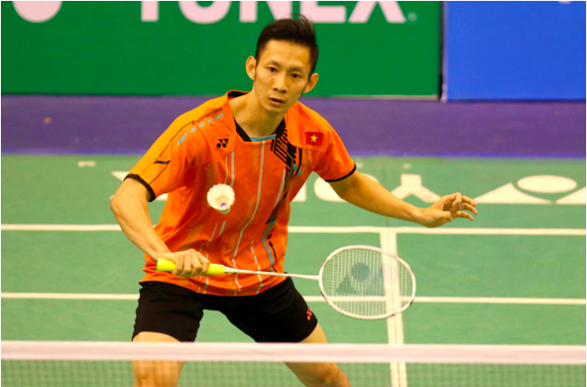 Nguyễn Tiến Minh - the one and only Vietnamese badminton legend