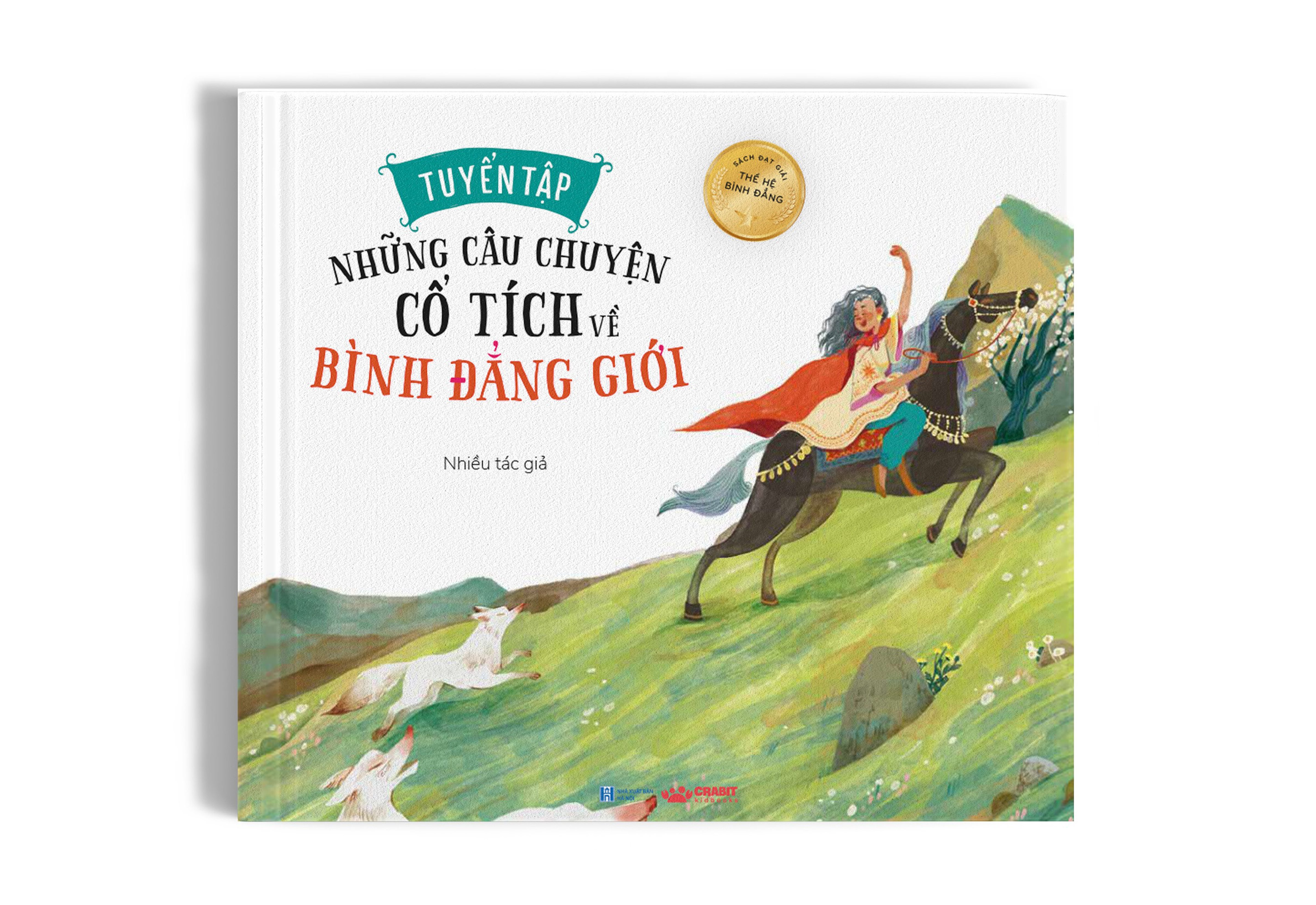 Empowering the women of Vietnam: fairy tale books on gender equality officially released