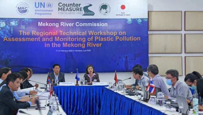 Enough of this rubbish: Mekong countries join forces to address river plastic waste