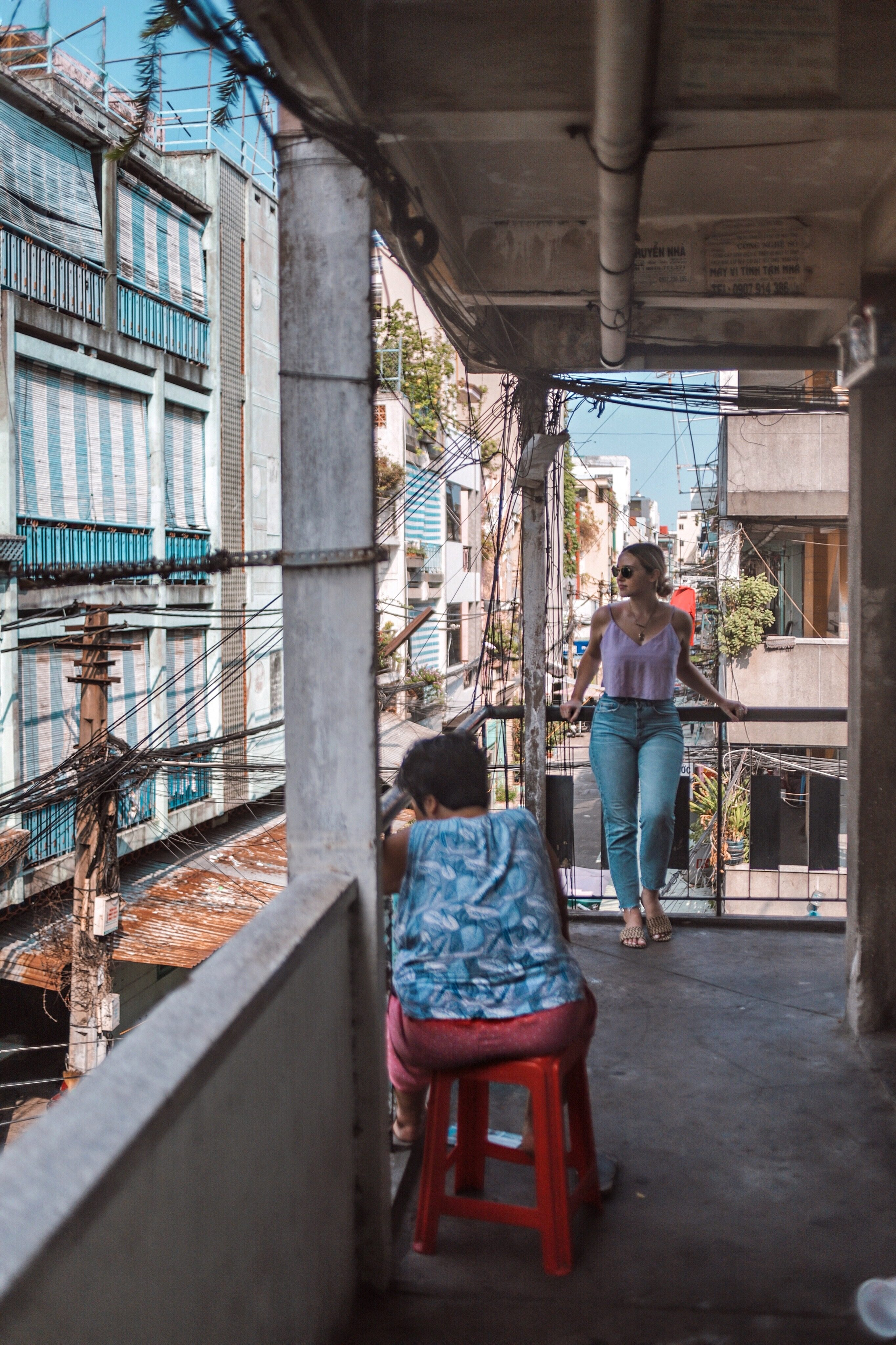 The Charming Streets of Saigon: A Street Photography Collection