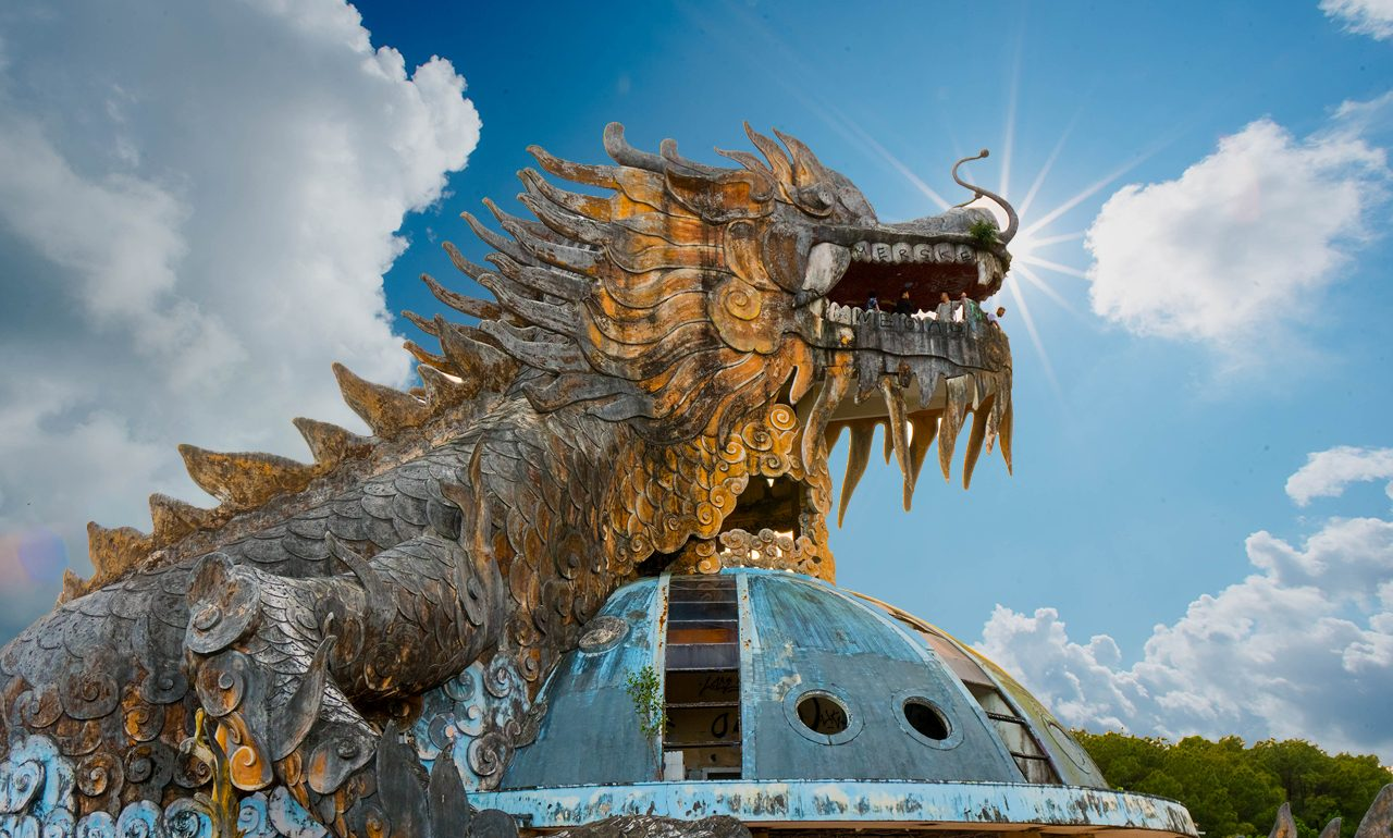 Dragon Water Park Vietnam