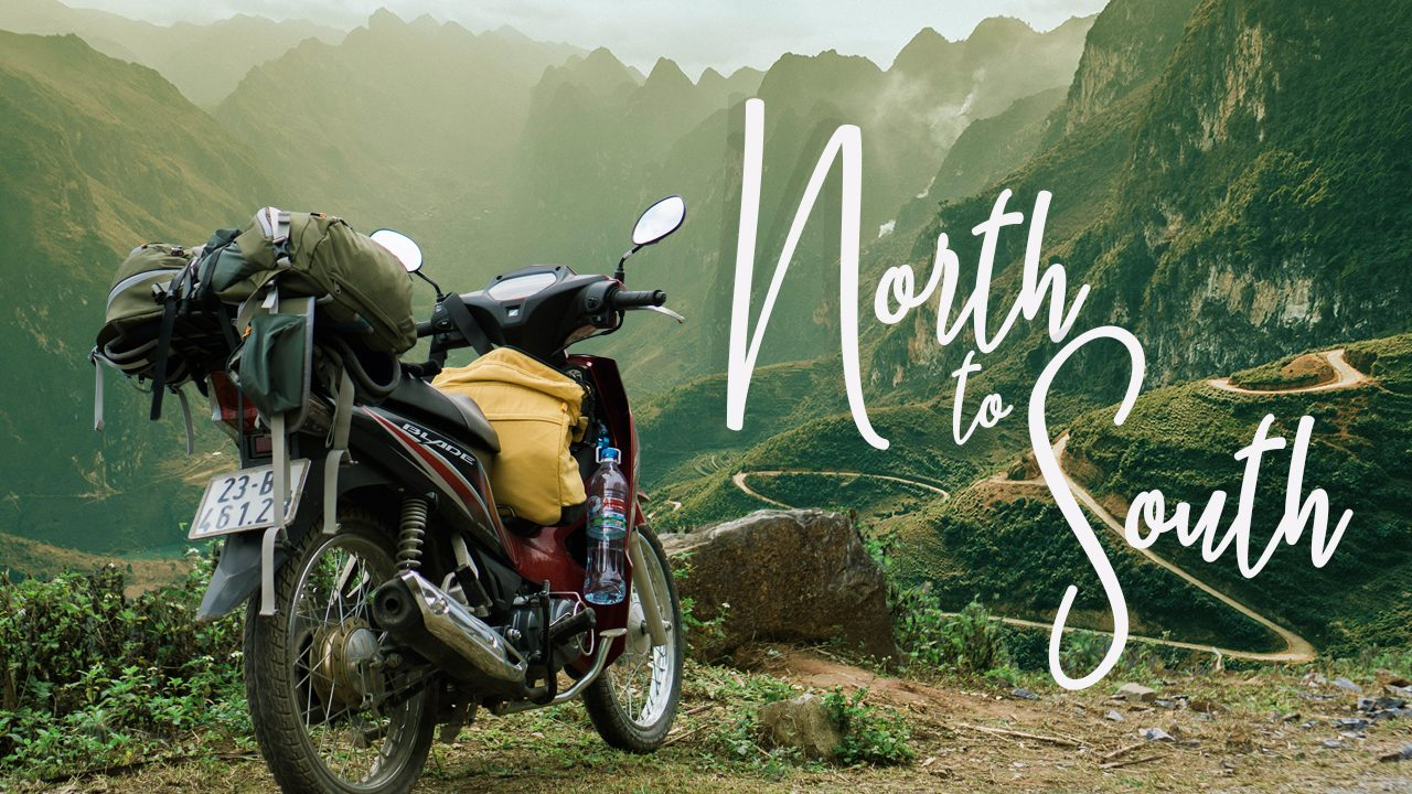 Motorbike Road Trip In Vietnam