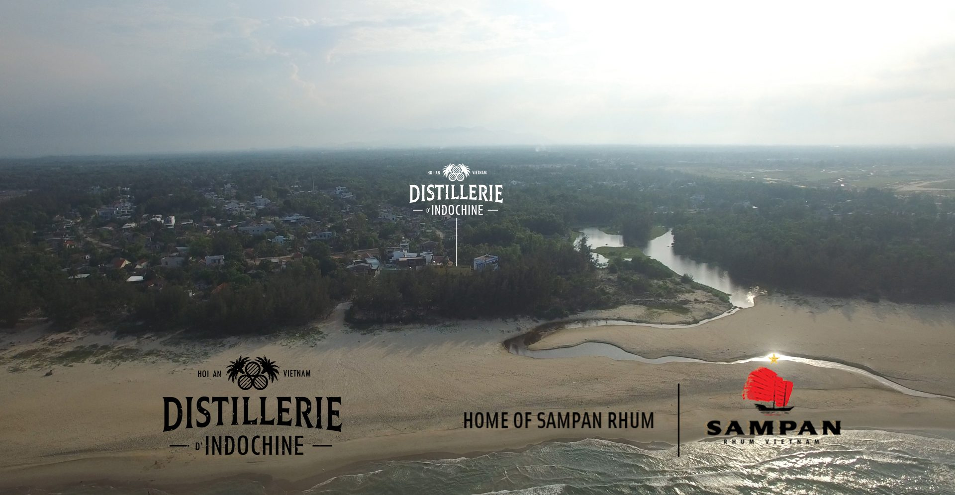 Distillerie D'Indochine / A Map Story